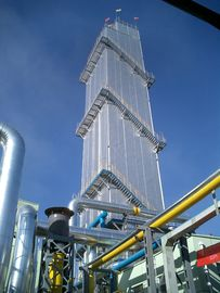 Safety Oxygen Cryogenic Air Separation Plant 55000Nm3 / h 99,8% O2 Purity