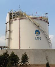 Professional Single Containment LNG Storage Level 16500 mm Liquid Level