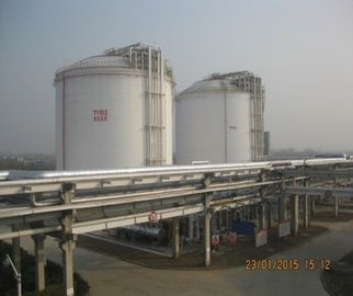 20000m3 LNG Regasification Terminal Cryogenic Ethylene Storage Tank -105 ℃
